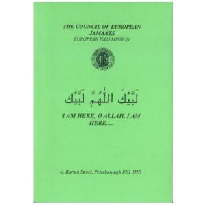 I am here, O Allah, I am Here - On Hajj