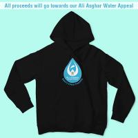 Ali Asghar Water Appeal Hoodie