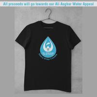 Ali Asghar Water Appeal T-shirt