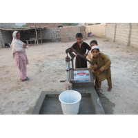 Sponsor a hand pump operated shallow well – give the gift of safe, clean drinking water