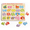 My Second Phonics Sound Puzzle - With Sound - For Age 3 and above