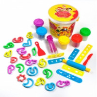 Fun Dough Arabic Letters for Age 3 and above