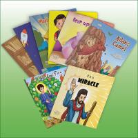 Tarbiyah children's book bundle: The Magnificent Message (Part 2) - For children aged 4+