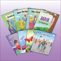 Tarbiyah children's book bundle: The Greatest Guide (Part 1) - For children aged 4+