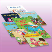Tarbiyah children's book bundle: The Best Behaviour (Part 1) - For children aged 4+