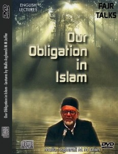 Our Obligation in Islam - Fajr Talks - Lectures (Audio)