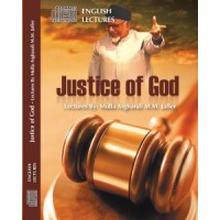Justice of God - Lectures (Audio)