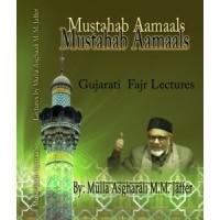 Mustahab Aamals - Gujarati Fajr Lectures (DVD)