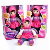 Aamina - Talking Muslim Girl Doll