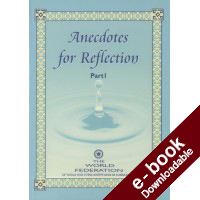 Anecdotes for Reflection - Part I - Downloadable Version (EPUB and MOBI)
