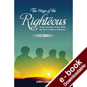 The Ways of the Righteous Downloadable Version (EPUB and MOBI)